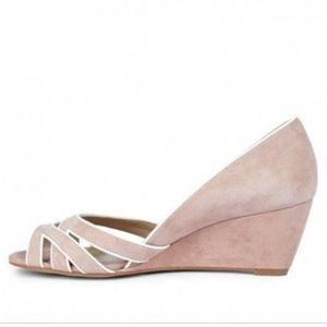 Sole Society Danna wedge Frappe size 7 NWT